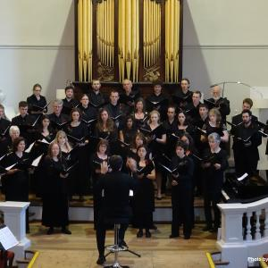 In concert at the Holywell Music Rooms